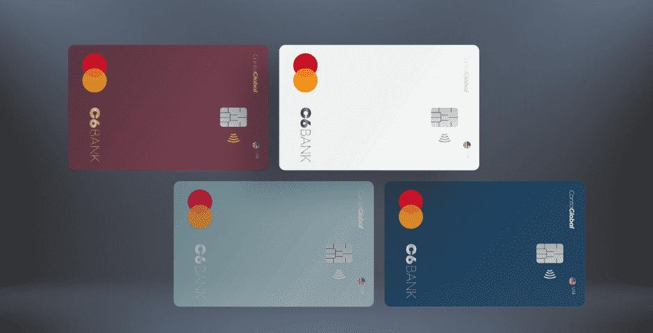 cartão c6 bank