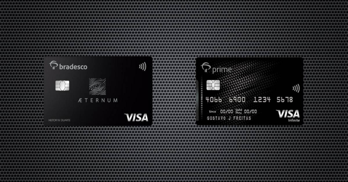 Cartão Bradesco Visa Infinite