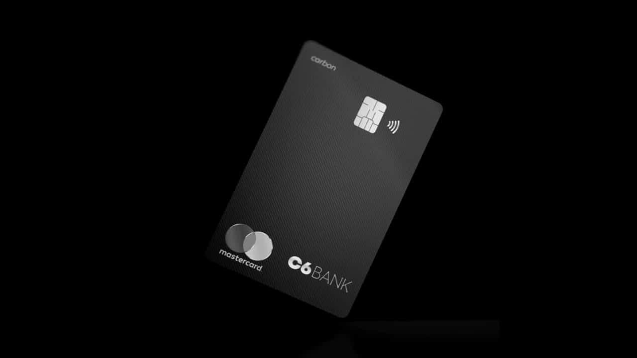cartão C6 Carbon