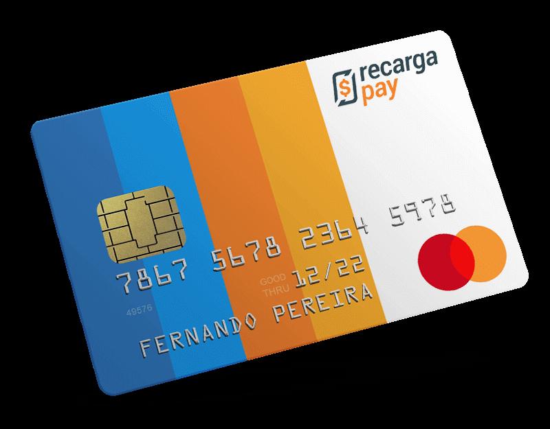 cartão recarga pay