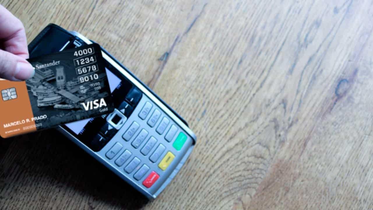 Cartão Santander Visa Smiles