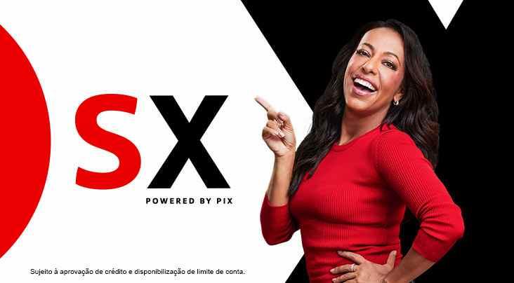 cartão Santander SX