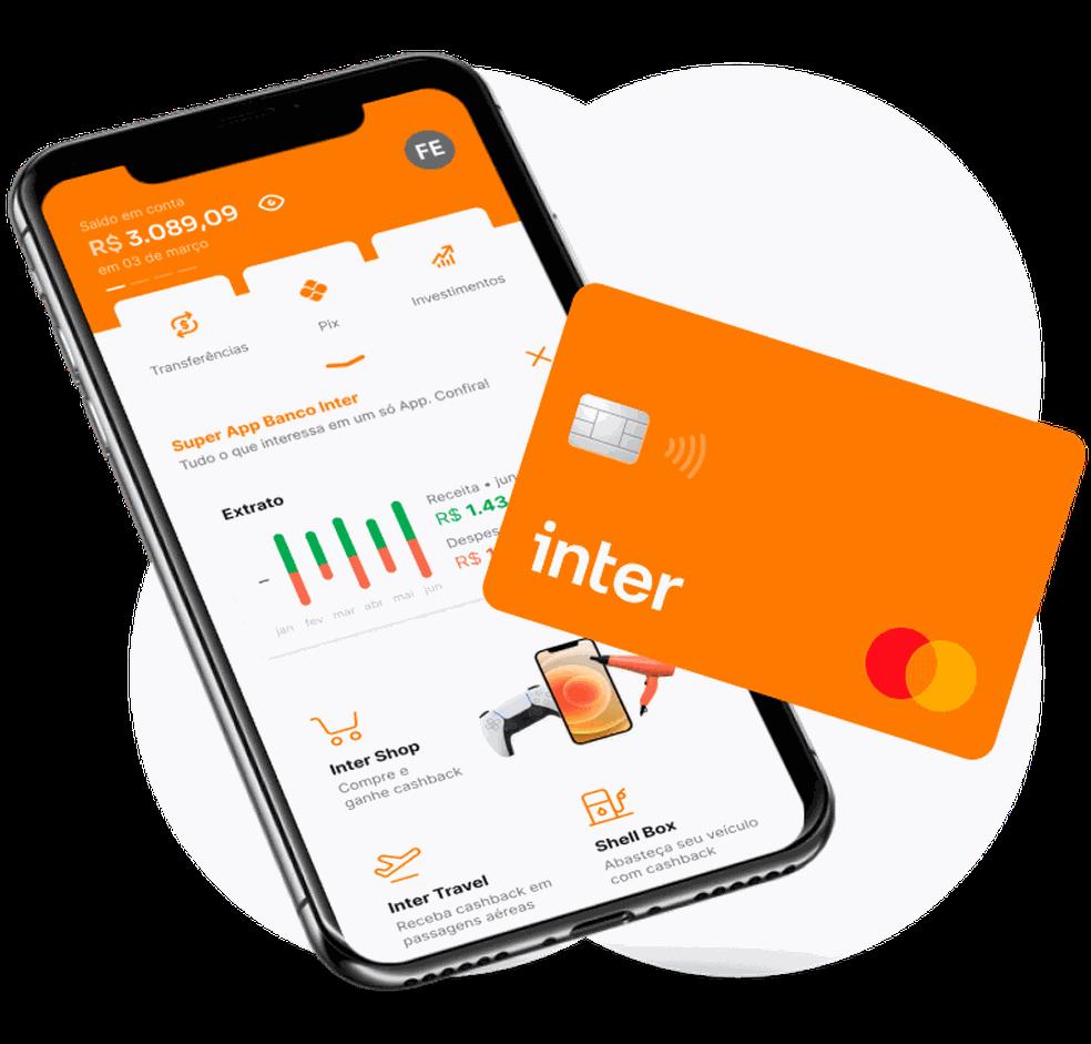 Inter Cash Pessoal